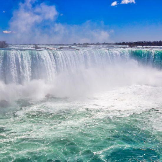 Ниагарские водопады из Торонто или Буффало